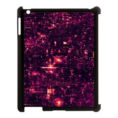 /r/place Apple Ipad 3/4 Case (black) by rplace