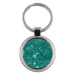 /r/place Emerald Key Chains (round)  by rplace