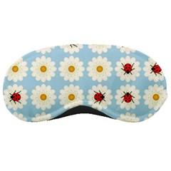 Ladybugs Pattern Sleeping Masks by linceazul