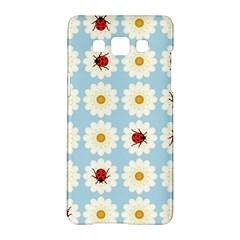 Ladybugs Pattern Samsung Galaxy A5 Hardshell Case  by linceazul