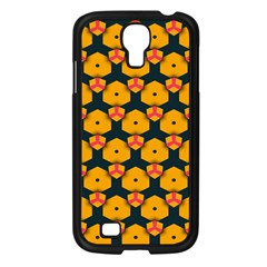 Yellow Pink Shapes Pattern   Sony Xperia V Hardshell Case by LalyLauraFLM