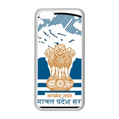 Seal Of Indian Sate Of Himachal Pradesh Apple Iphone 5c Seamless Case (white) by abbeyz71