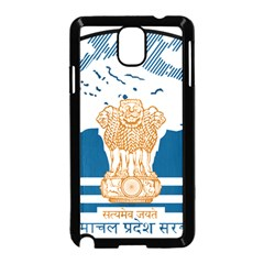 Seal Of Indian Sate Of Himachal Pradesh Samsung Galaxy Note 3 Neo Hardshell Case (black) by abbeyz71