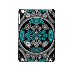 Geometric Arabesque Ipad Mini 2 Hardshell Cases by linceazul