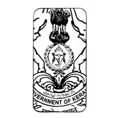 Seal Of Indian State Of Kerala Apple Iphone 4/4s Seamless Case (black) by abbeyz71