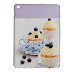 Blueberry Cupcakes Ipad Air 2 Hardshell Cases by Coelfen