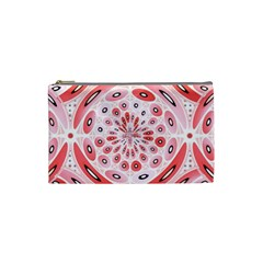 Geometric Harmony Cosmetic Bag (small)  by linceazul
