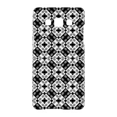Geometric Modern Baroque Pattern Samsung Galaxy A5 Hardshell Case  by dflcprints