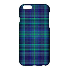 Plaid Design Apple Iphone 6 Plus/6s Plus Hardshell Case by Valentinaart