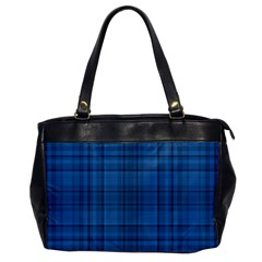 Plaid Design Office Handbags by Valentinaart