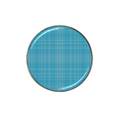 Plaid Design Hat Clip Ball Marker (10 Pack) by Valentinaart