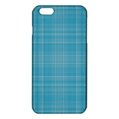 Plaid Design Iphone 6 Plus/6s Plus Tpu Case by Valentinaart