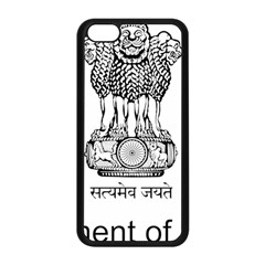 Seal Of Indian State Of Mizoram Apple Iphone 5c Seamless Case (black) by abbeyz71