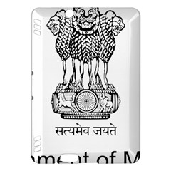 Seal Of Indian State Of Mizoram Kindle Fire Hdx Hardshell Case by abbeyz71