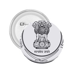 Seal Of Indian State Of Punjab 2 25  Buttons by abbeyz71
