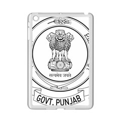 Seal Of Indian State Of Punjab Ipad Mini 2 Enamel Coated Cases by abbeyz71