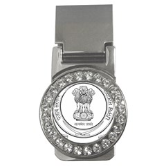 Seal Of Indian State Of Punjab Money Clips (cz)  by abbeyz71
