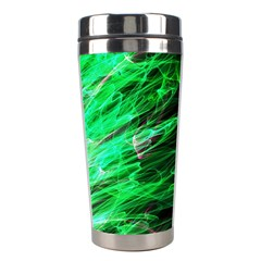 Fire Stainless Steel Travel Tumblers by Valentinaart