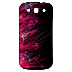 Fire Samsung Galaxy S3 S Iii Classic Hardshell Back Case by Valentinaart
