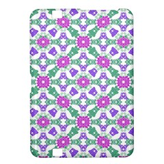 Multicolor Ornate Check Kindle Fire Hd 8 9  by dflcprints