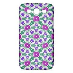 Multicolor Ornate Check Samsung Galaxy Mega 5 8 I9152 Hardshell Case  by dflcprints