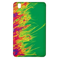 Fire Samsung Galaxy Tab Pro 8 4 Hardshell Case by Valentinaart
