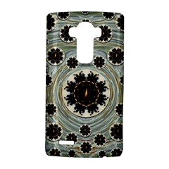 Wood In The Soft Fire Galaxy Pop Art Lg G4 Hardshell Case by pepitasart