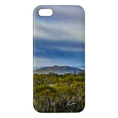 Patagonian Lanscape Scene, Santa Cruz, Argentina Apple Iphone 5 Premium Hardshell Case by dflcprints