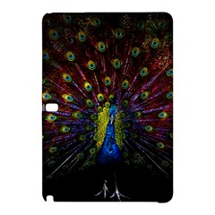 Beautiful Peacock Feather Samsung Galaxy Tab Pro 12.2 Hardshell Case