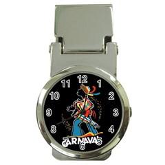 Carnaval  Money Clip Watches by Valentinaart