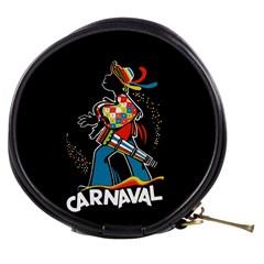 Carnaval  Mini Makeup Bags by Valentinaart
