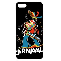 Carnaval  Apple Iphone 5 Hardshell Case With Stand by Valentinaart