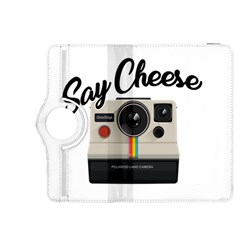 Say Cheese Kindle Fire Hdx 8 9  Flip 360 Case by Valentinaart