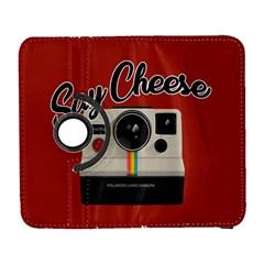 Say Cheese Galaxy S3 (flip/folio) by Valentinaart