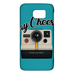 Say Cheese Galaxy S6 by Valentinaart
