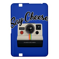 Say Cheese Kindle Fire Hd 8 9  by Valentinaart