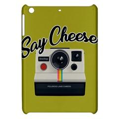 Say Cheese Apple Ipad Mini Hardshell Case by Valentinaart