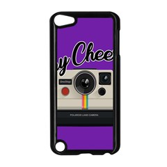 Say Cheese Apple Ipod Touch 5 Case (black) by Valentinaart