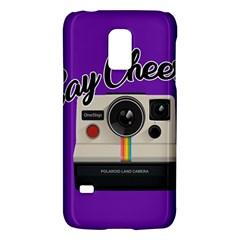 Say Cheese Galaxy S5 Mini by Valentinaart