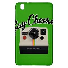 Say Cheese Samsung Galaxy Tab Pro 8 4 Hardshell Case by Valentinaart