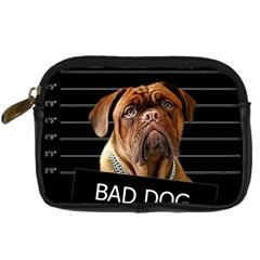 Bed Dog Digital Camera Cases by Valentinaart