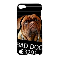 Bed Dog Apple Ipod Touch 5 Hardshell Case by Valentinaart