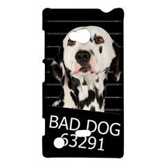 Bad Dog Nokia Lumia 720 by Valentinaart