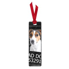 Bad Dog Small Book Marks by Valentinaart