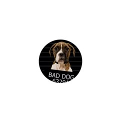 Bad Dog 1  Mini Buttons by Valentinaart