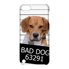 Bad Dog Apple Ipod Touch 5 Hardshell Case With Stand by Valentinaart