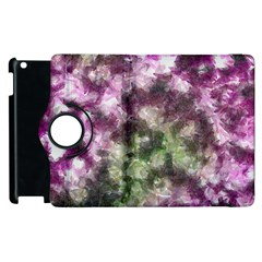 Purple Green Paint Texture    Samsung Galaxy S Iii Classic Hardshell Case (pc+silicone) by LalyLauraFLM