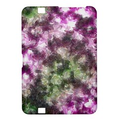 Purple Green Paint Texture    Samsung Galaxy Premier I9260 Hardshell Case by LalyLauraFLM