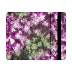 Purple Green Paint Texture    Samsung Galaxy Tab Pro 12 2 Hardshell Case by LalyLauraFLM