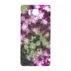 Purple Green Paint Texture    Nil (phone Back Case) by LalyLauraFLM